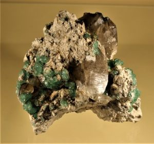 Fluorit, Quarz Namibia