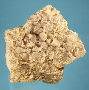 Quarz auf Fluorit von Wölsendorf