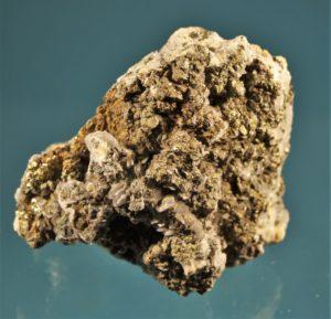Kupferkies, Calcit von Herold/ Erzgebirge
