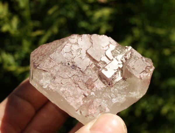 Fluoritkristall vom Harz