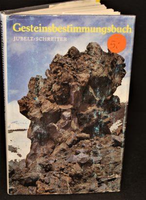 Gesteinsbestimmungsbuch